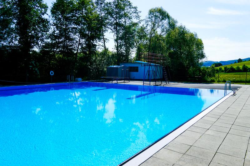 Bild: Schwimmerbecken